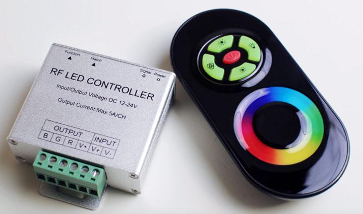 пульт и контроллер для rgb ленты