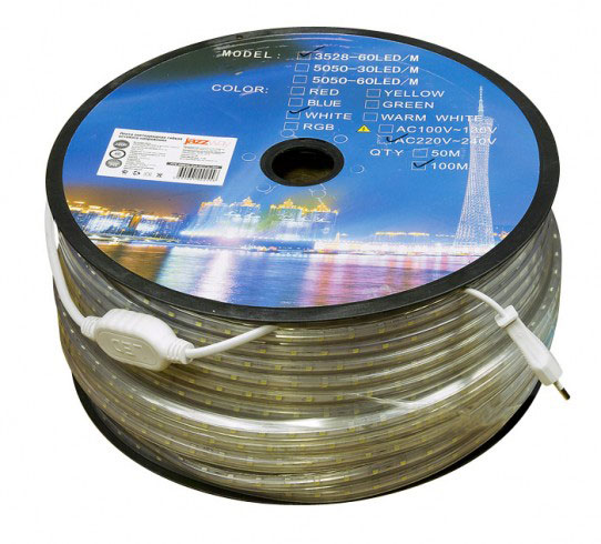 Устройство светодиодной ленты на 220 вольт