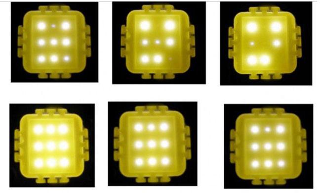 неравномерное свечение светодиодной ленты почему