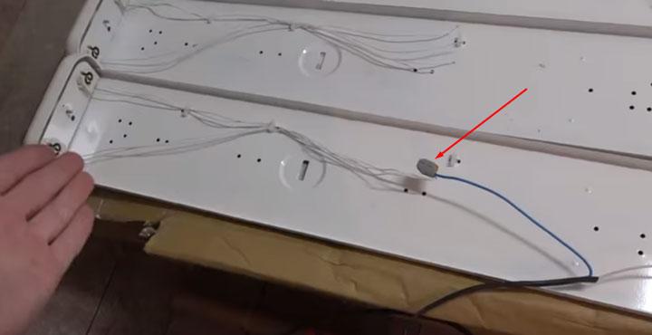 подключение светодиодной лампы вместо дневного света самый простой способ