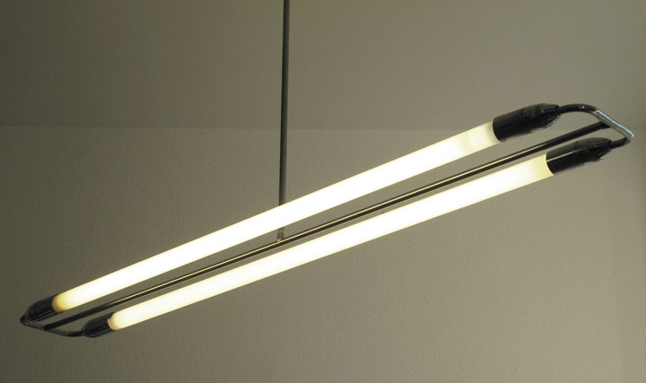 подвесная светодиодная лампа светильник