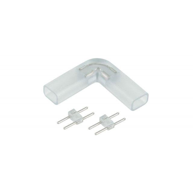 угловой коннектор для светодиодной ленты 220В