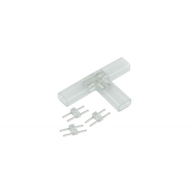 т-образный коннектор для светодиодной ленты 220В