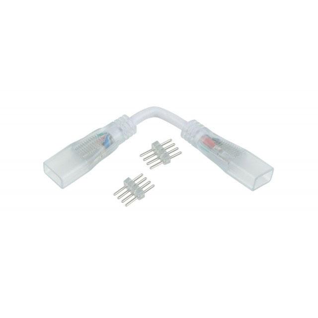 гибкий коннектор для светодиодной ленты 220В
