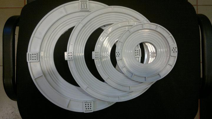 универсальные платформы под закладную светильника
