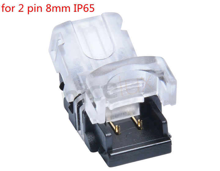 коннектор для лент в силиконе IP65