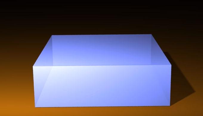 площадь кристалла