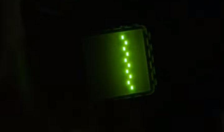 почему мигает прожектор светодиодный