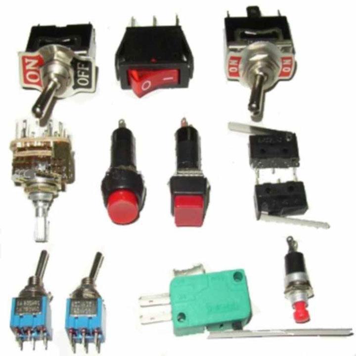 переключатели тумблеры которые можно использовать для светодиодной ленты на батарейках