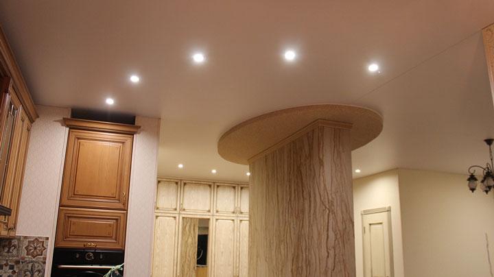 освещение стола для приема пищи