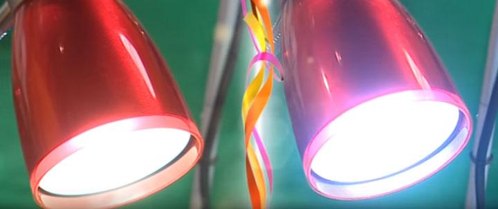 какой цвет лучше для настольных ламп школьнику