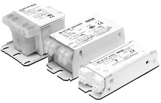 4-х, 5-ти и 6-ти конактные дроссели для ламп днат