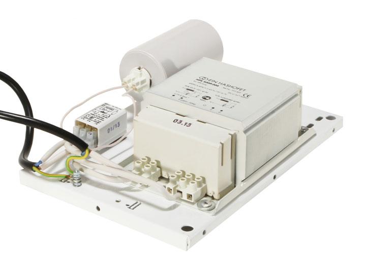 схема управления светильником с лампами днат натриевыми