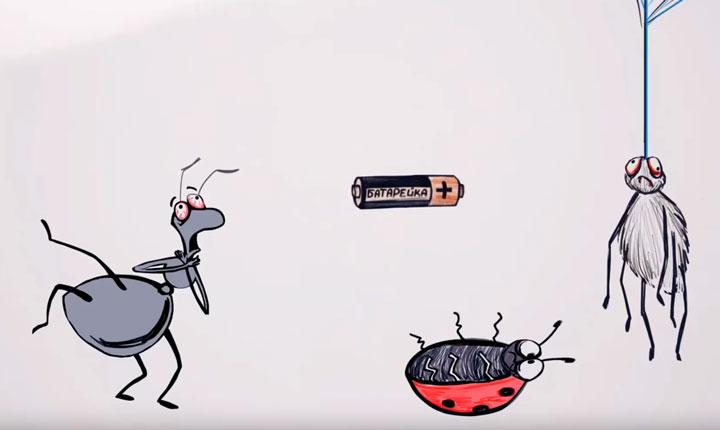 чем вредна пальчиковая батарейка для окружающей среды и животных