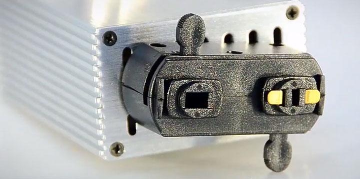 контактная группа трекового светильника