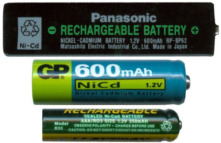 самые опасные батарейки никель кадмиевые почему