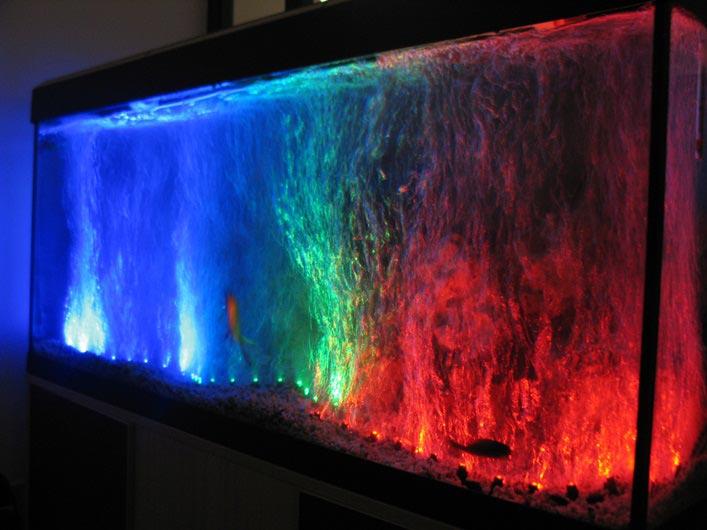 светодиодная лента для подсветки аквариумов