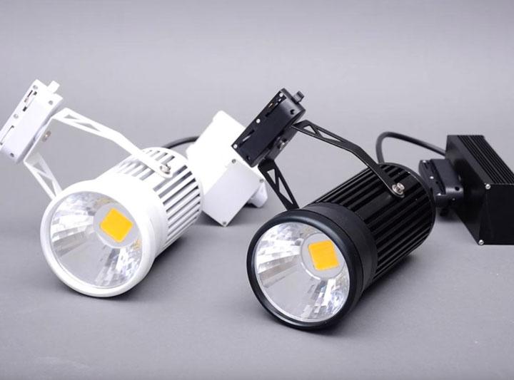 COB светодиоды в прожекторах