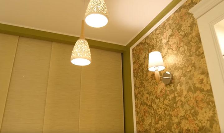 как подбирать светильники для кухни