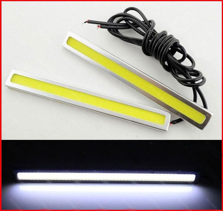 светодиодные ходовые огни для освещения гаража