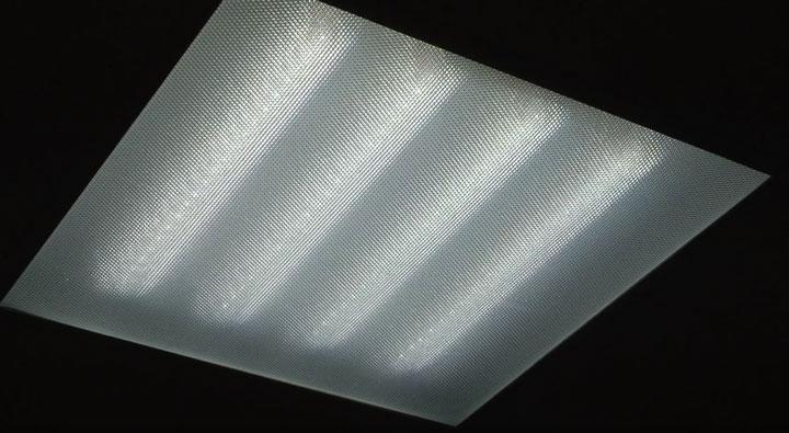 светильники с полосками
