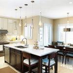 Расположение светильников на кухне — ошибки и правила дизайна.