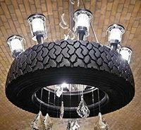 автономное освещение в гараже