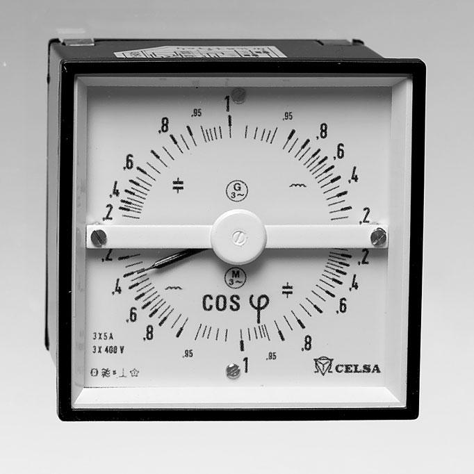 прибор для измерения коэффициента мощности