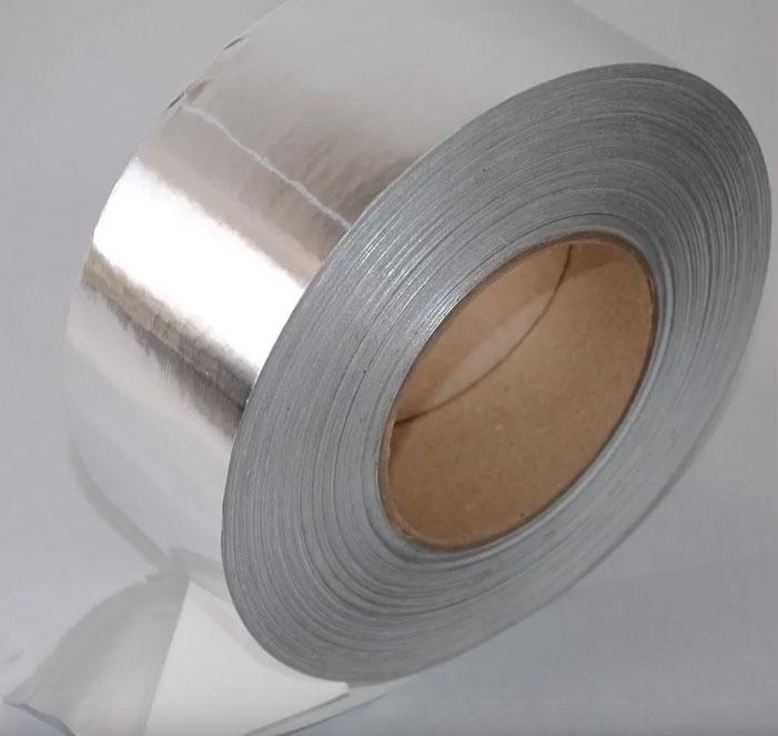 алюминиевый или фольгированный скотч для светодиодных лент