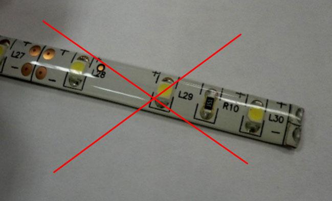 почему ленту IP65, 67 нельзя использовать для подсветки бассейнов и фонтанов