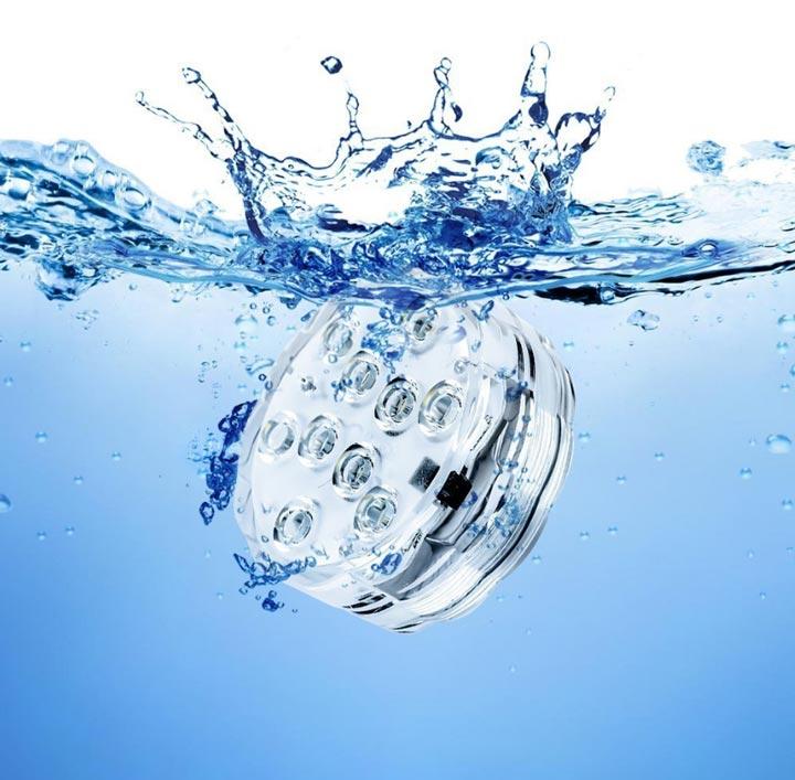 водонепроницаемый светильник для бассейна