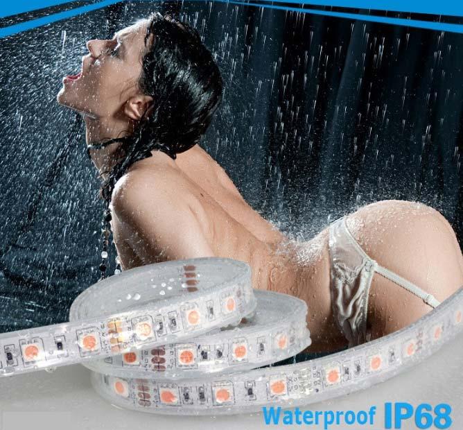светодиодная лента со степенью защиты IP68