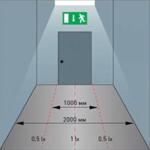 Аварийное освещение — правила устройства, нормы и требования к светильникам и знакам безопасности.