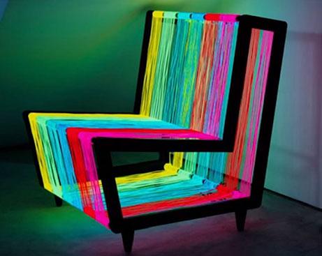 неоновая подсветка разноцветная