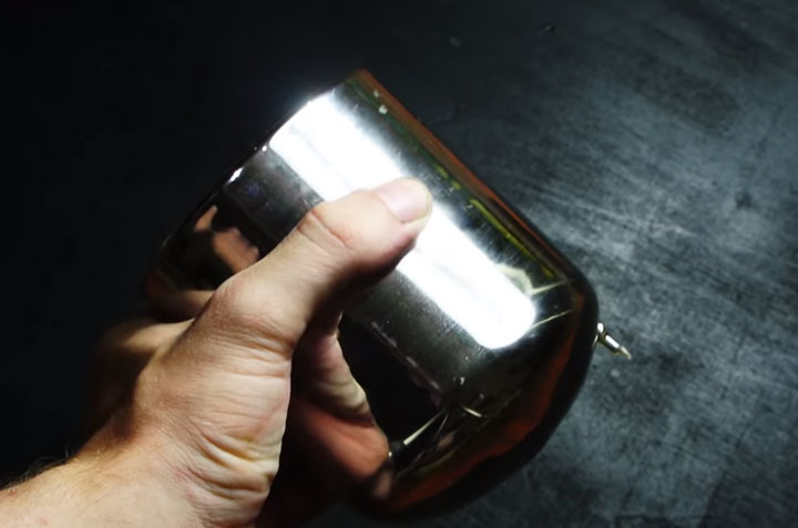 колба от термоса как колориметр