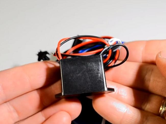 блочок инвертор для питания неонового шнура