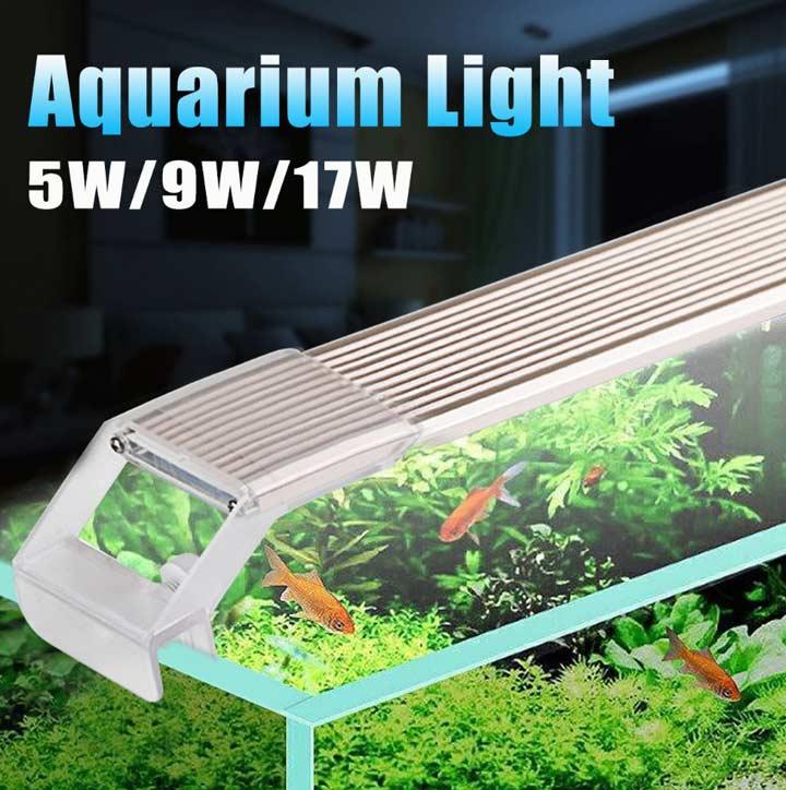 компактные лампы для аквариумов