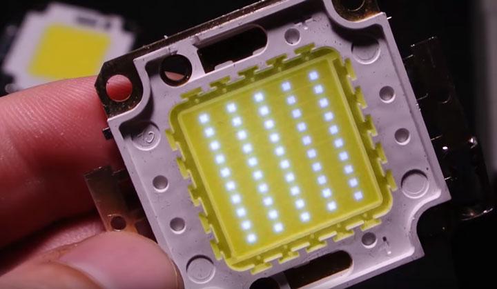 почем у сгорают светодиоды и как исправить