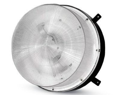 накладной индукционный светильник для стен