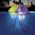 Как установить и подключить подводный светодиодный светильник в бассейн.