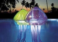 монтаж и подключение подводных светодиодных светильников