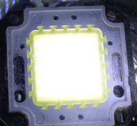 как измерить и повысить КПД светодиода