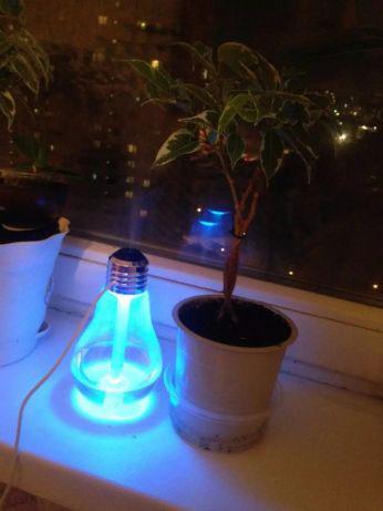 миниатюрный увлажнитель для комнатных цветов и растений
