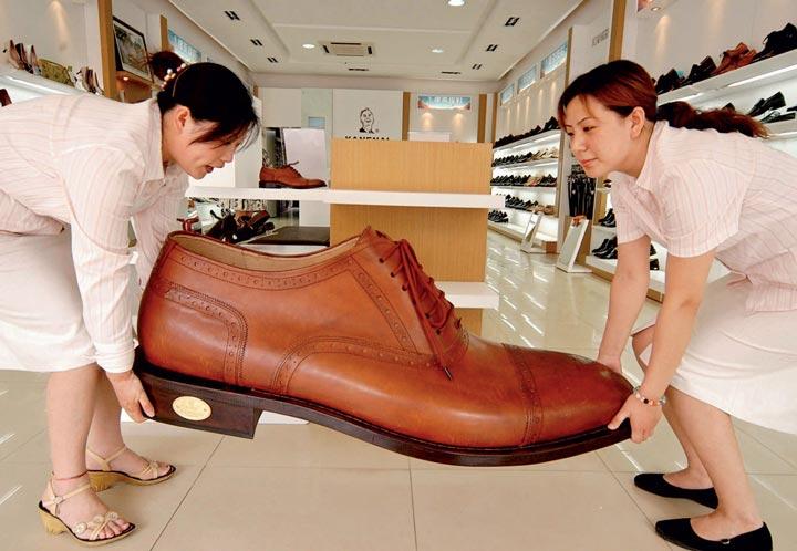 как высушить обувь большого размера