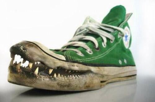 ультрафиолет разрушает обувь