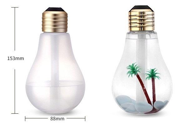 размеры лампочки ночника увлажнителя воздуха