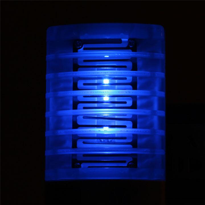 ультрафиолетовое излучение от ламп для комаров опасно или нет