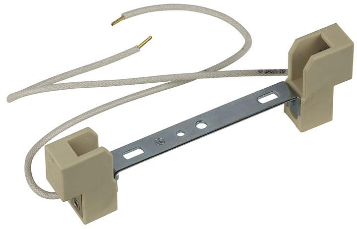 керамический патрон держатель для галогеновой лампочки