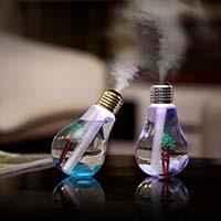 лампочка увлажнитель воздуха