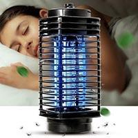 работают ли антимоскитные лампы от комаров
